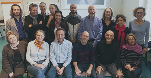 équipe Gordon Crossings à l'atelier CLI en janvier 2020
