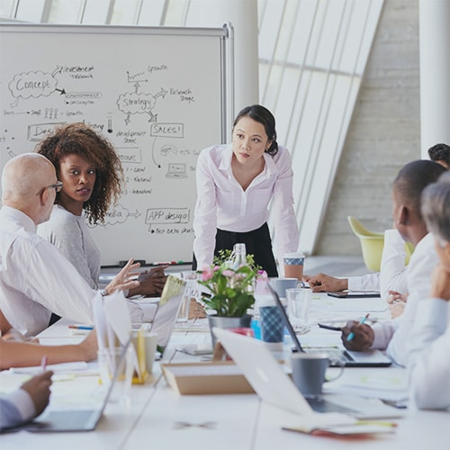 rôles au travail : la richesse d'une équipe vient de sa diversité